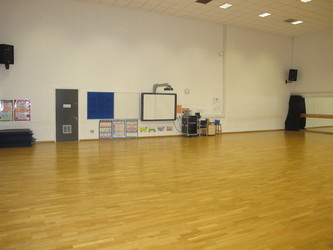 Dance Studio - Firth Park Academy - Sheffield - 2 - SchoolHire