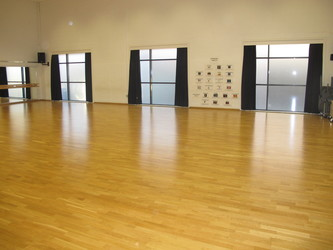 Dance Studio - Firth Park Academy - Sheffield - 3 - SchoolHire