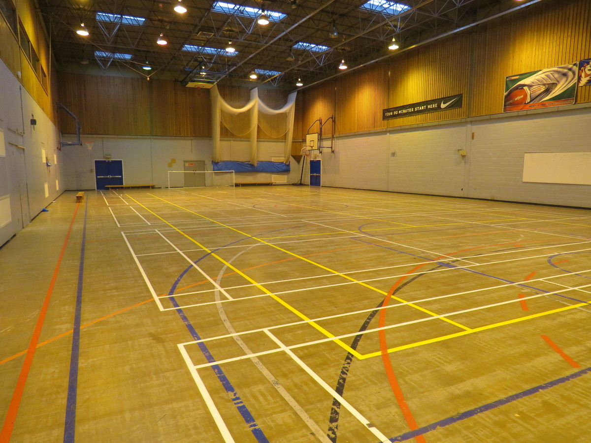Sports Hall - Duke's Aldridge Academy - Haringey - 1 - SchoolHire