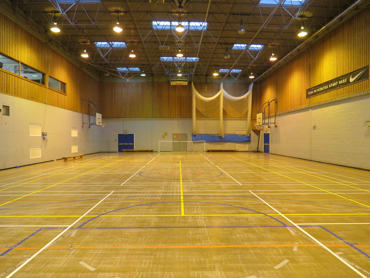 Sports Hall - Duke's Aldridge Academy - Haringey - 3 - SchoolHire