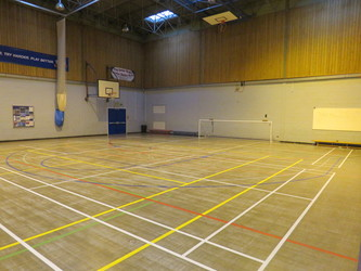 Sports Hall - Duke's Aldridge Academy - Haringey - 4 - SchoolHire