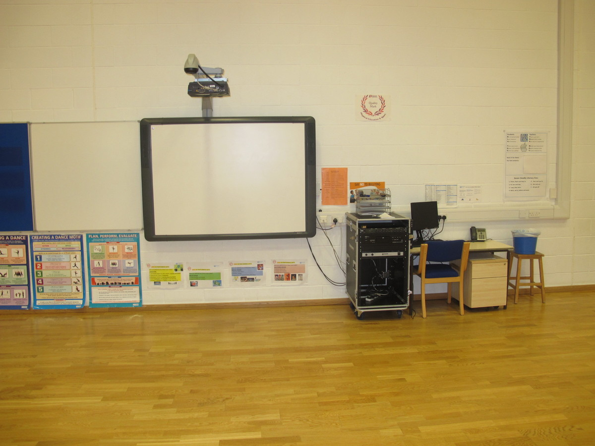 Dance Studio - Firth Park Academy - Sheffield - 4 - SchoolHire