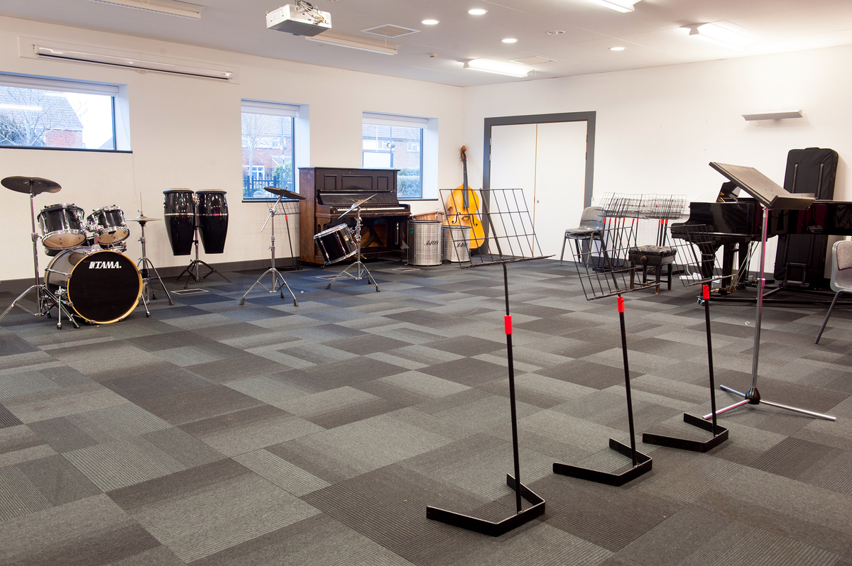 Music Room At Cleeve School Amp Sports Centre For Hire In
