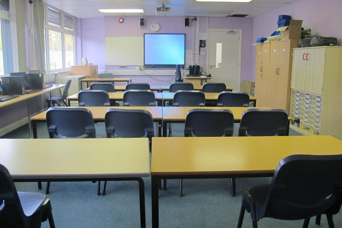 Classrooms - ALC - Slough & Eton College - Slough - 3 - SchoolHire