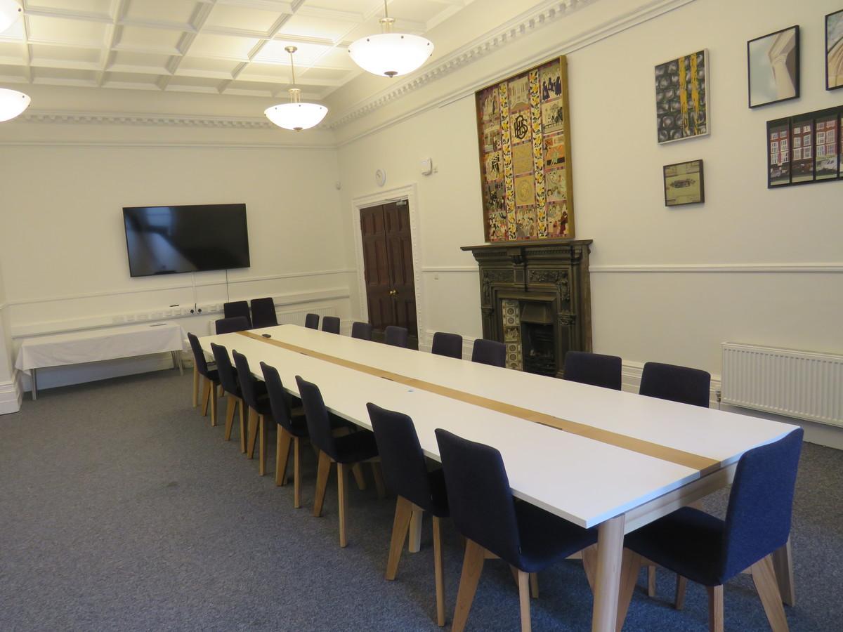 Centenary room - Blackheath High School - Greenwich - 4 - SchoolHire