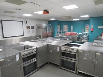 Cookery Room - Blackheath High School - Greenwich - 1 - SchoolHire