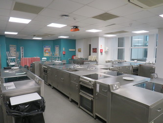 Cookery Room - Blackheath High School - Greenwich - 2 - SchoolHire
