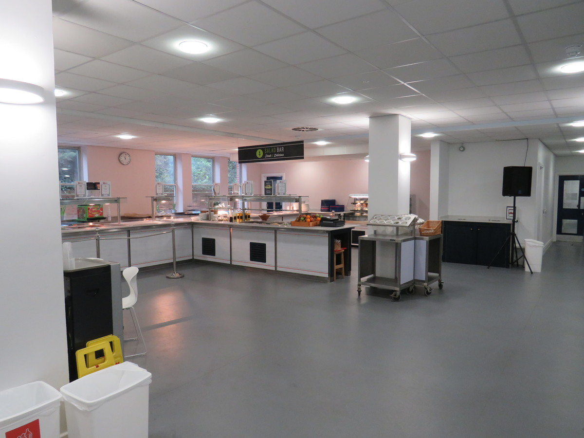 Dining Room - Blackheath High School - Greenwich - 2 - SchoolHire