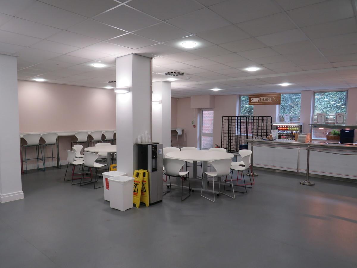 Dining Room - Blackheath High School - Greenwich - 3 - SchoolHire