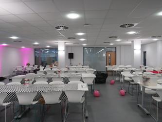 Dining Room - Blackheath High School - Greenwich - 4 - SchoolHire