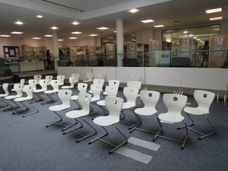 Library - Blackheath High School - Greenwich - 2 - SchoolHire