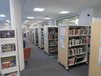 Library - Blackheath High School - Greenwich - 4 - SchoolHire