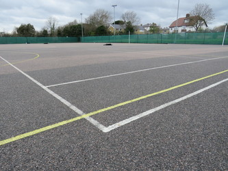 Netball Court Area - Blackheath High School - Greenwich - 2 - SchoolHire