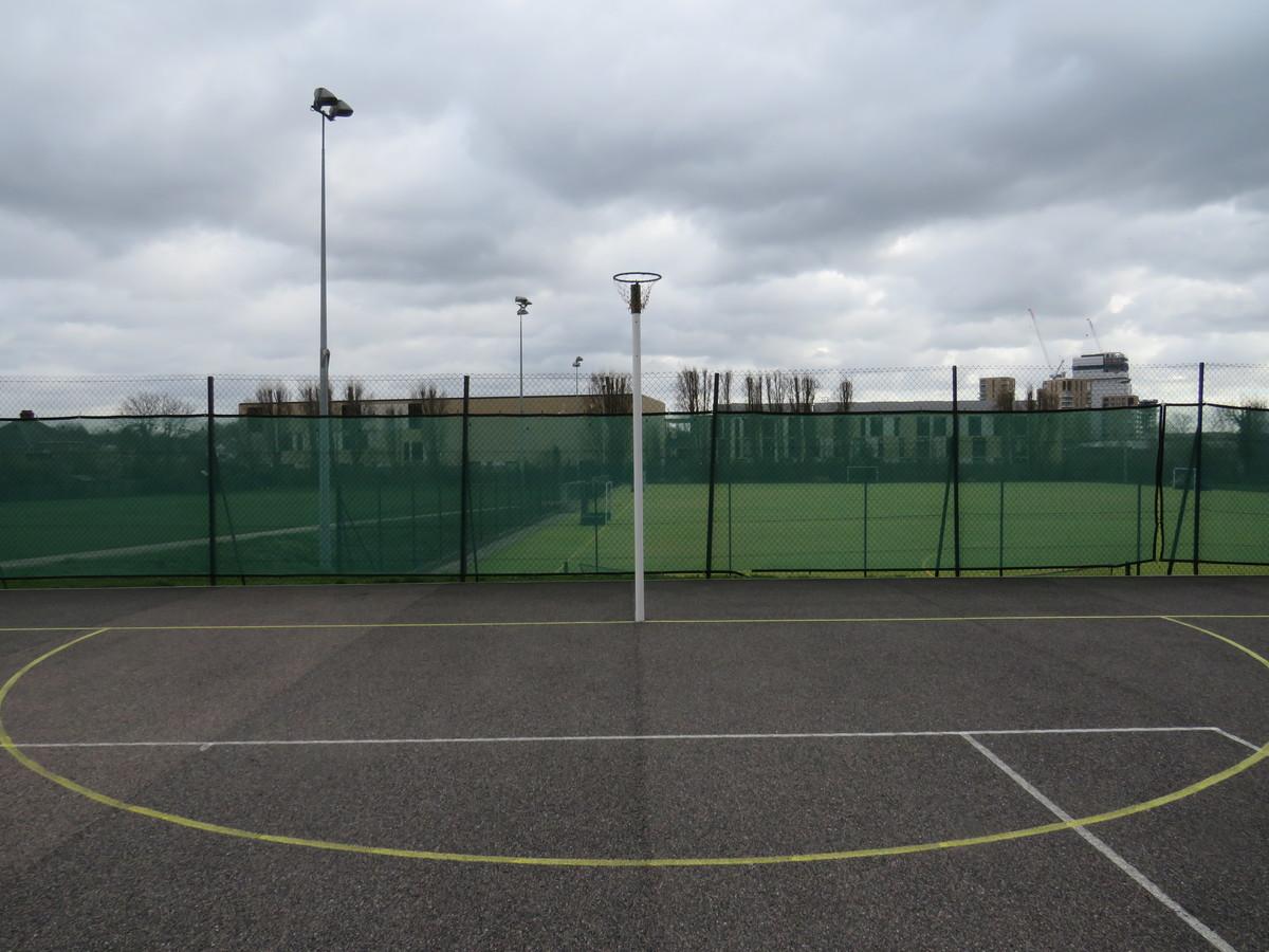 Netball Court Area - Blackheath High School - Greenwich - 4 - SchoolHire