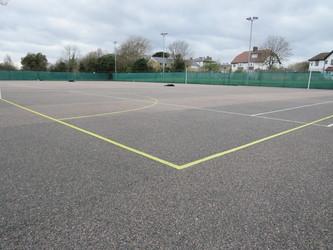 Netball Court Area - Blackheath High School - Greenwich - 3 - SchoolHire