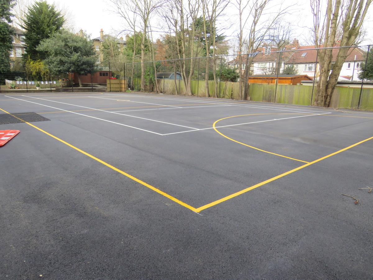 Netball/Tennis Court - Blackheath High School - Greenwich - 1 - SchoolHire