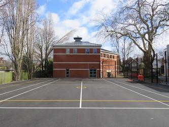 Netball/Tennis Court - Blackheath High School - Greenwich - 2 - SchoolHire