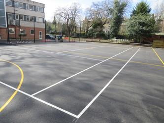 Netball/Tennis Court - Blackheath High School - Greenwich - 3 - SchoolHire