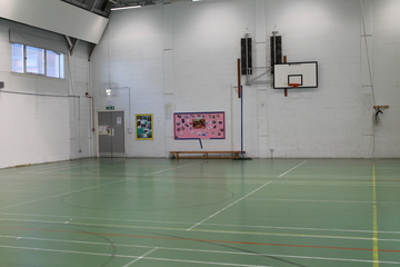 Sports Hall - Blackheath High School - Greenwich - 2 - SchoolHire