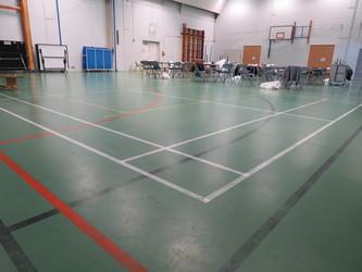 Sports Hall - Blackheath High School - Greenwich - 3 - SchoolHire