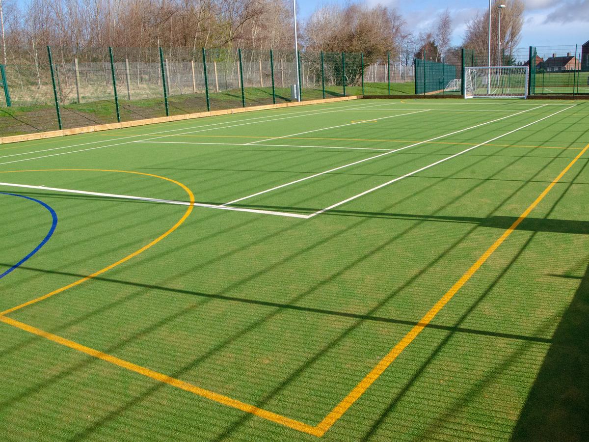 5-a-side Football and Hockey Pitch - Emmanuel College - Gateshead - 2 - SchoolHire