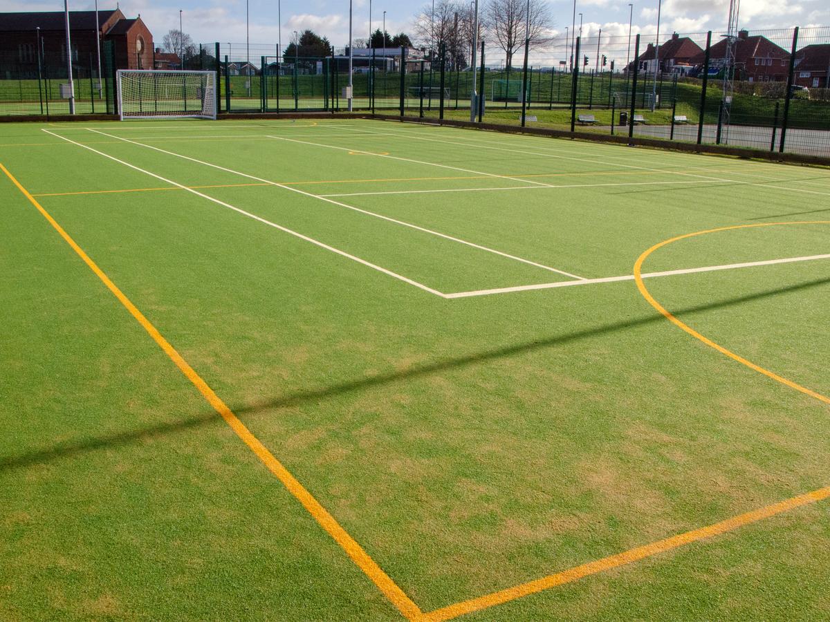 5-a-side Football and Hockey Pitch - Emmanuel College - Gateshead - 3 - SchoolHire