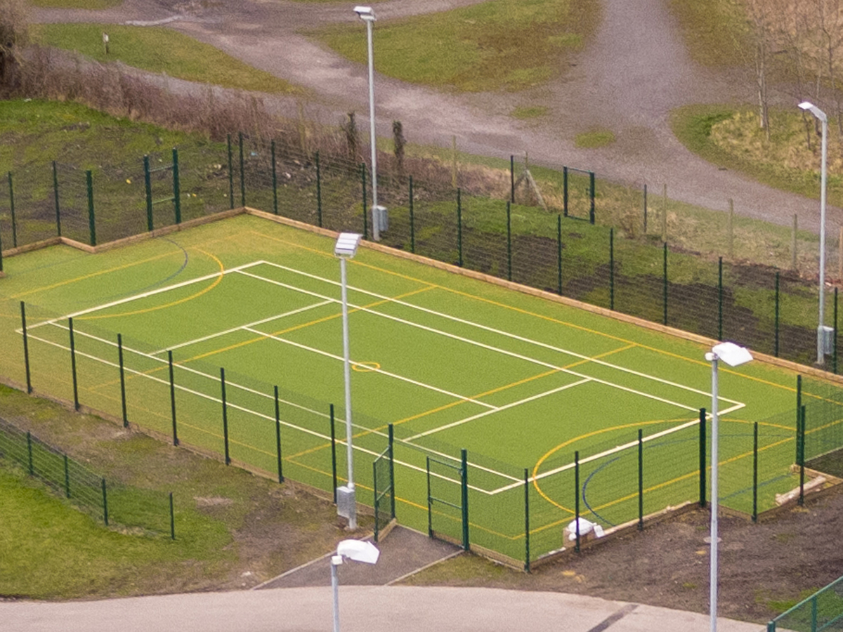 5-a-side Football and Hockey Pitch - Emmanuel College - Gateshead - 4 - SchoolHire