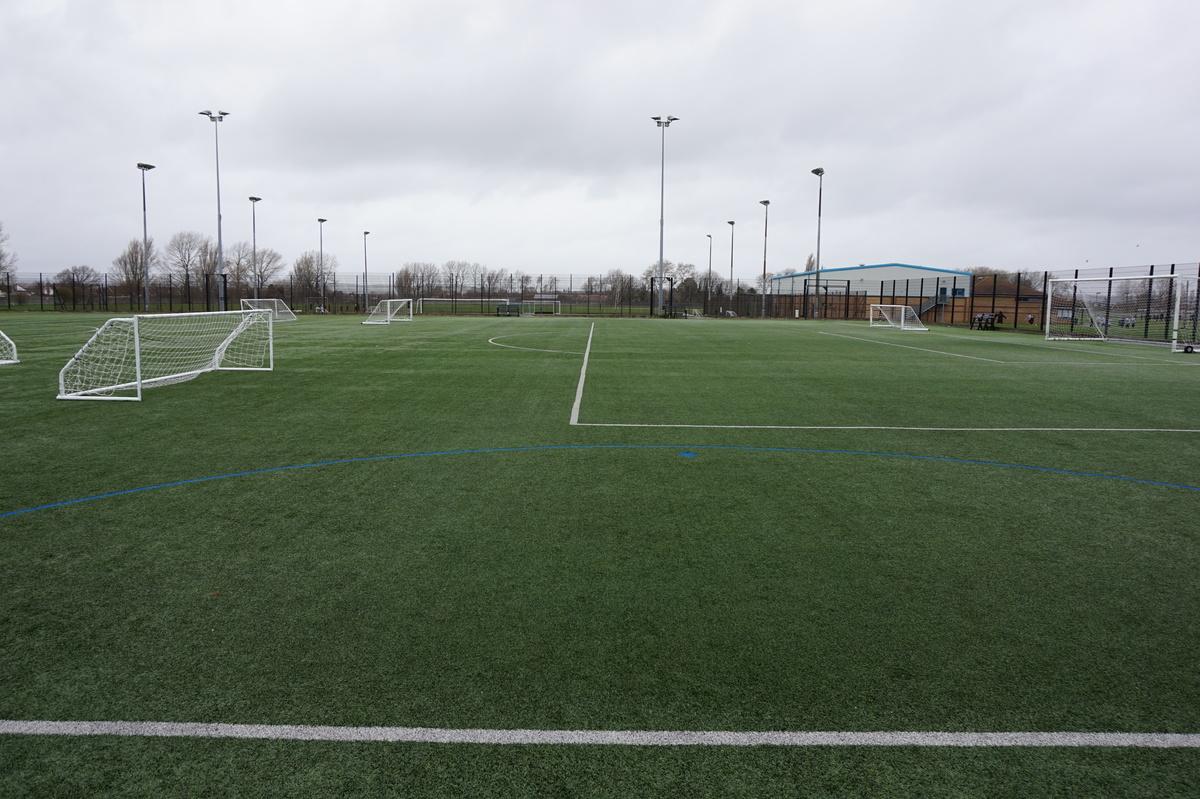 3G Football Pitch - The Littlehampton Academy - West Sussex - 3 - SchoolHire