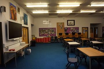6th Form Atrium - The Littlehampton Academy - West Sussex - 1 - SchoolHire