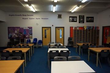 6th Form Atrium - The Littlehampton Academy - West Sussex - 2 - SchoolHire