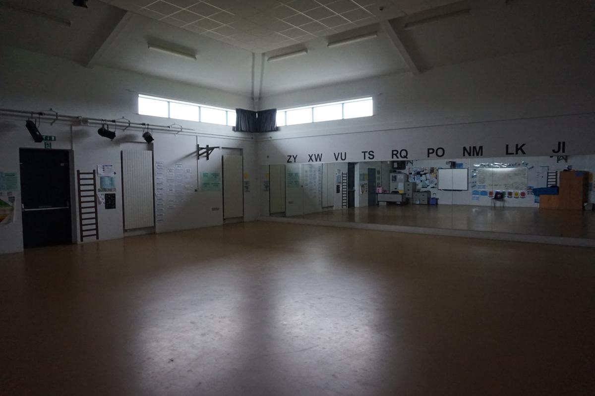 Dance Studio - The Littlehampton Academy - West Sussex - 1 - SchoolHire