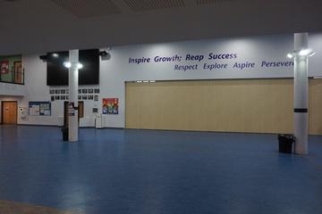Main Building Atrium - The Littlehampton Academy - West Sussex - 1 - SchoolHire