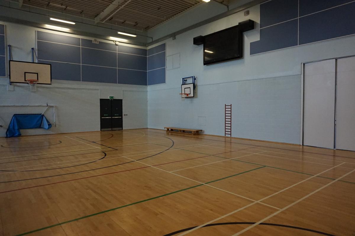 Main Hall - The Littlehampton Academy - West Sussex - 2 - SchoolHire