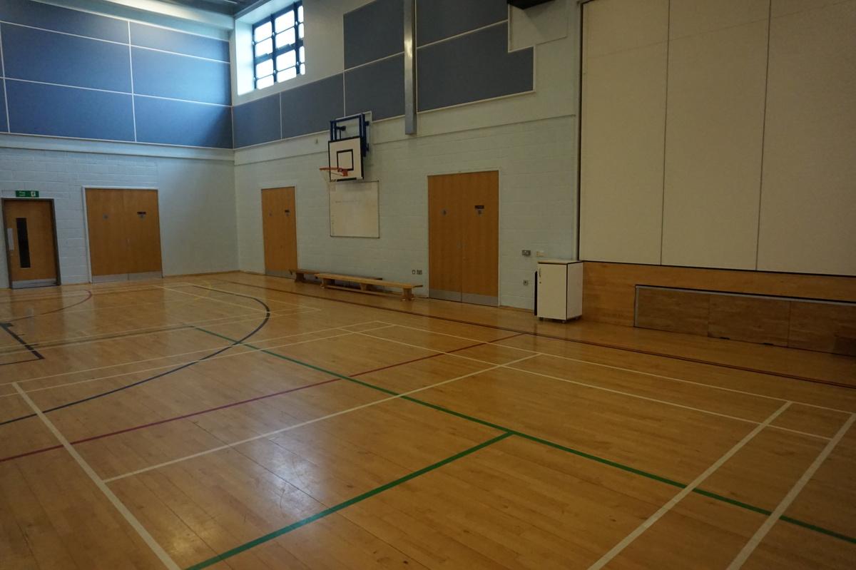 Main Hall - The Littlehampton Academy - West Sussex - 4 - SchoolHire