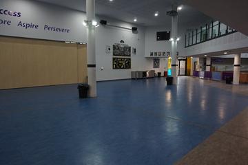 Main Building Atrium - The Littlehampton Academy - West Sussex - 2 - SchoolHire