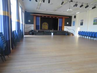 Main Hall - Swanmore Leisure - Hampshire - 4 - SchoolHire