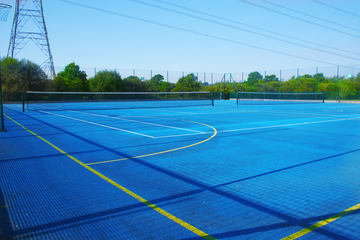 Tennis / Netball Courts - Swanmore Leisure - Hampshire - 1 - SchoolHire