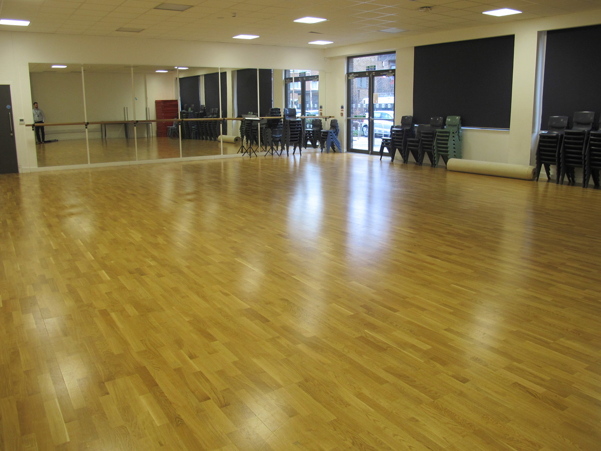 Dance Studio - St John Bosco College - Wandsworth - 2 - SchoolHire