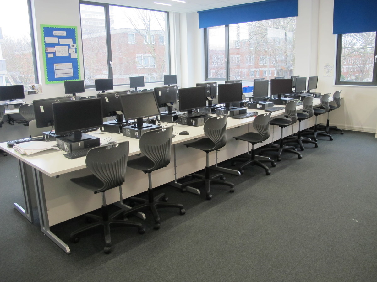 ICT Suites - St John Bosco College - Wandsworth - 2 - SchoolHire
