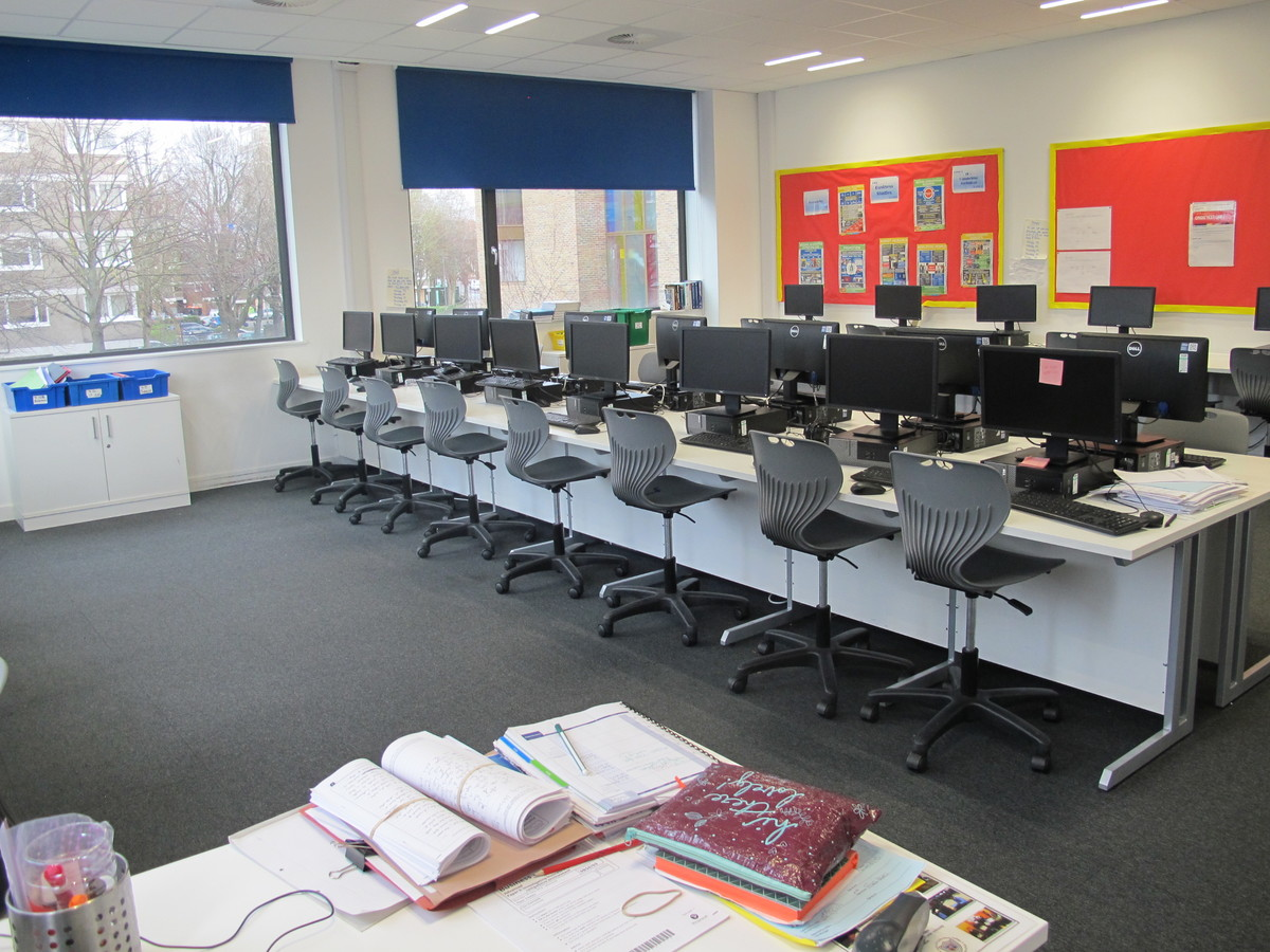 ICT Suites - St John Bosco College - Wandsworth - 3 - SchoolHire