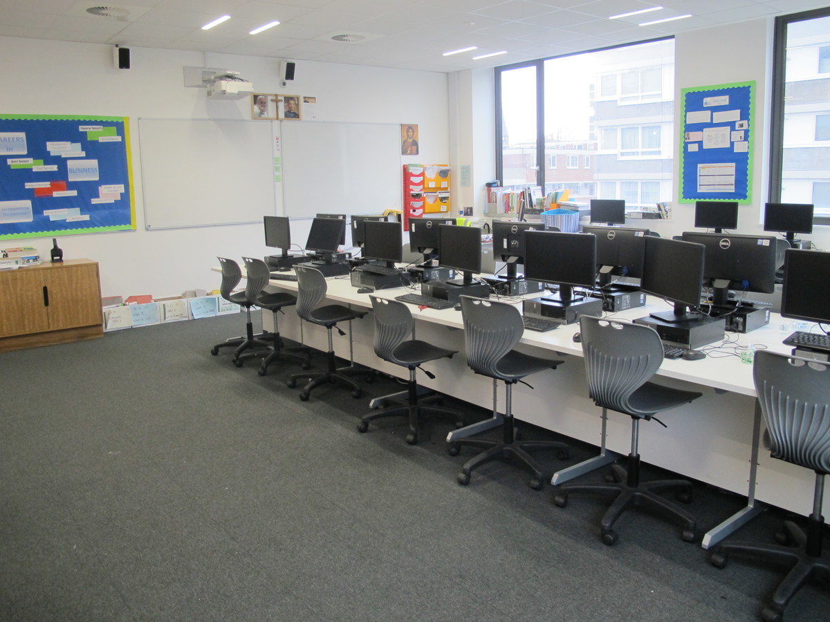 ICT Suites - St John Bosco College - Wandsworth - 4 - SchoolHire
