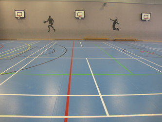 Sports Hall - St John Bosco College - Wandsworth - 4 - SchoolHire