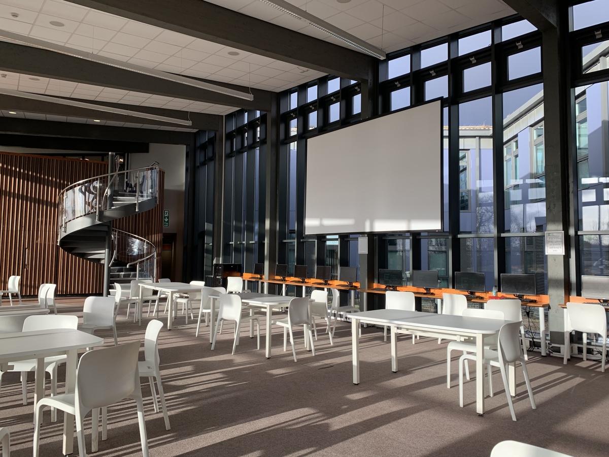 Green Room - Easton Sport Centre - Norfolk - 1 - SchoolHire