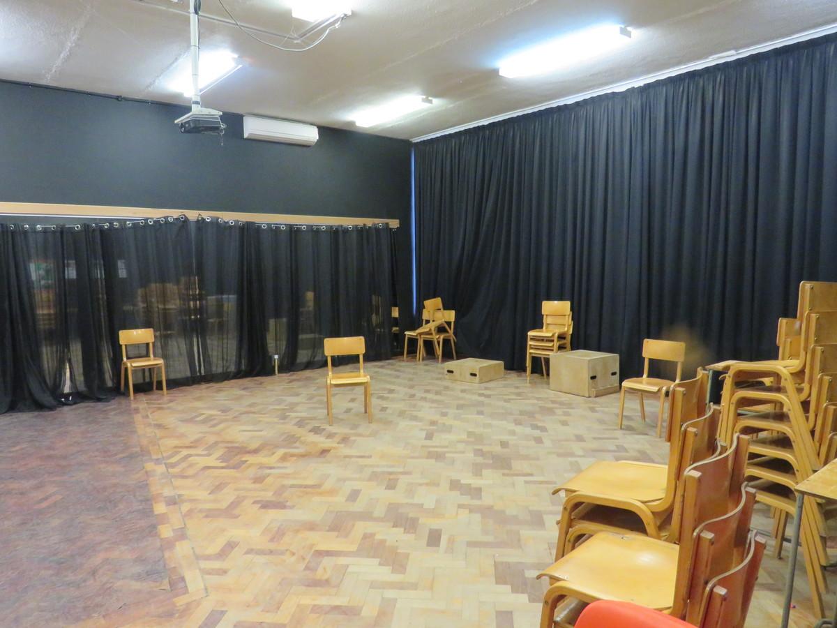 Drama Room - St. Michael's Catholic Grammar School - Barnet - 1 - SchoolHire