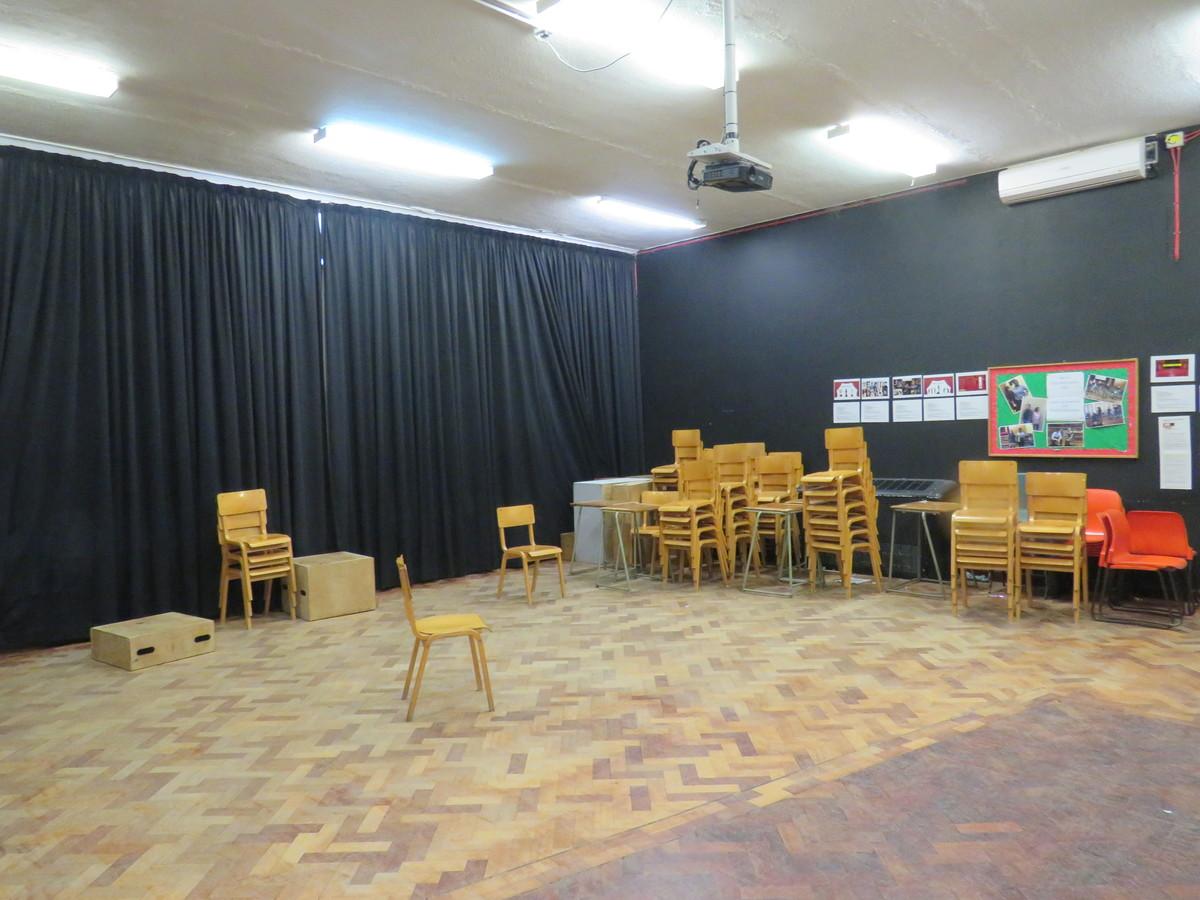 Drama Room At St Michael S Catholic Grammar School For