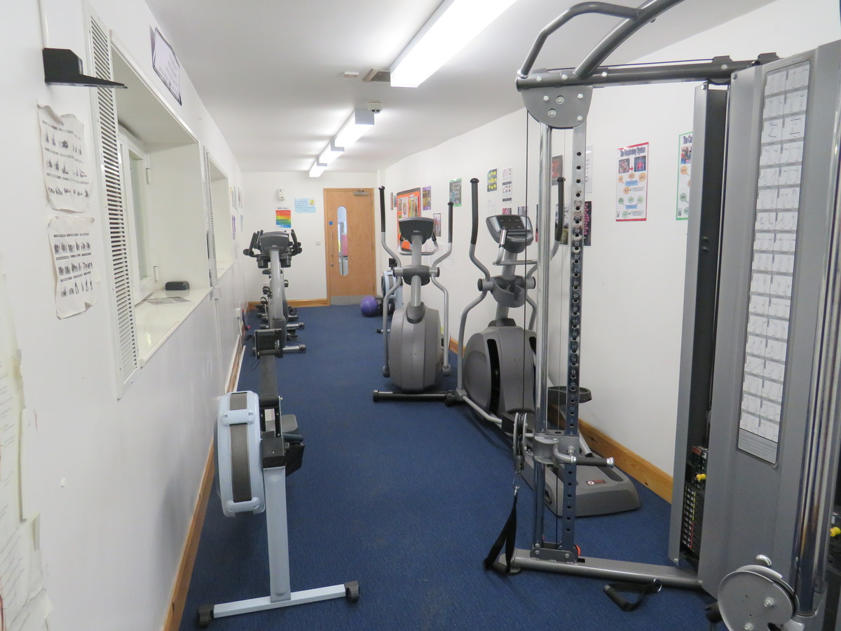 Fitness Suite - St. Michael's Catholic Grammar School - Barnet - 1 - SchoolHire