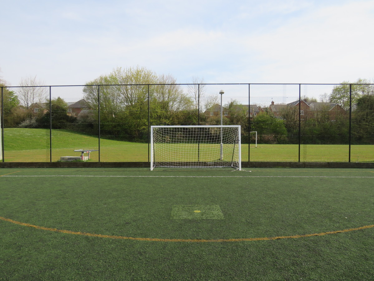 3G Football Pitch - The Perins MAT - Hampshire - 4 - SchoolHire