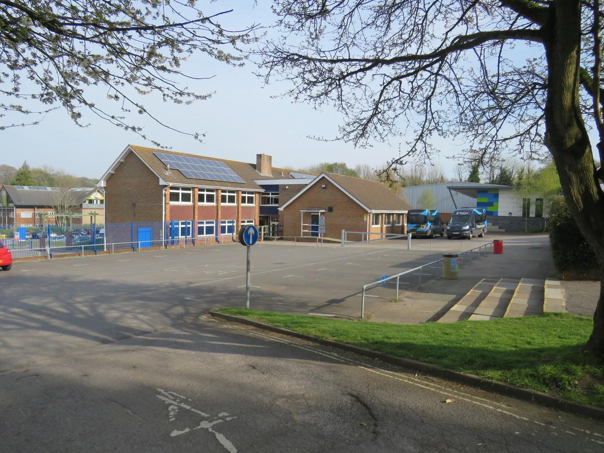 Car Park - Level 3 - The Perins MAT - Hampshire - 1 - SchoolHire