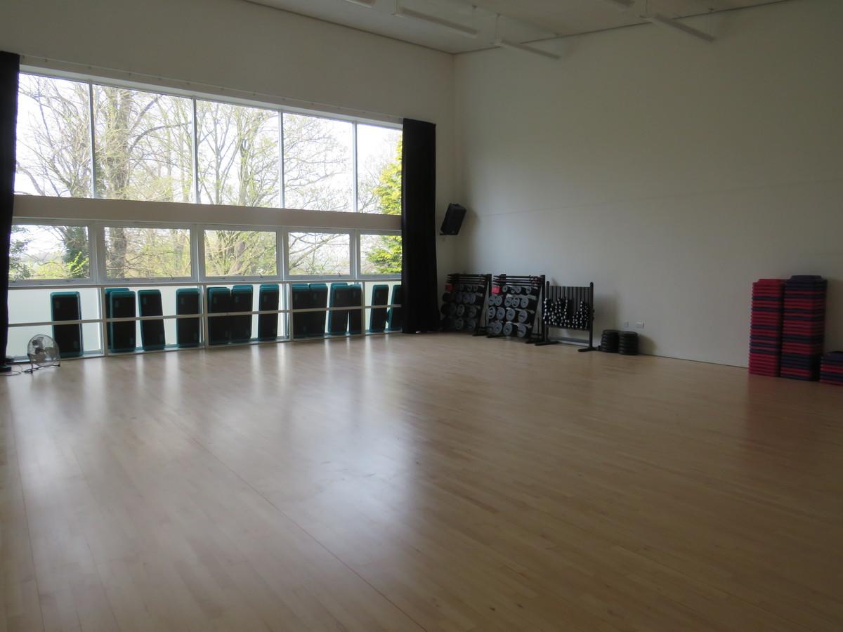 Dance Studio - The Perins MAT - Hampshire - 1 - SchoolHire