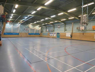 Sports Hall - The Perins MAT - Hampshire - 1 - SchoolHire